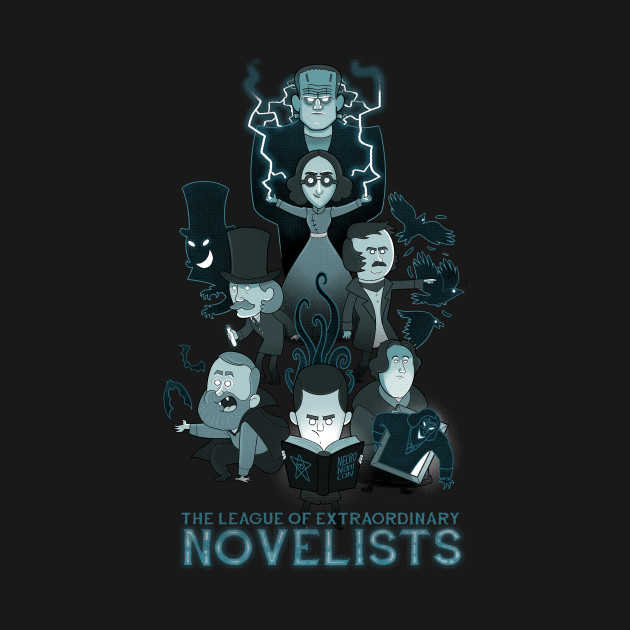 Extraordinary Novelists