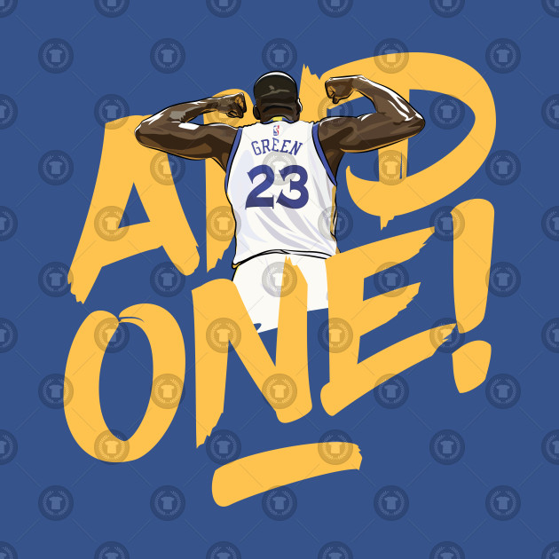 new style e2097 6a2f0 Draymond Green And One