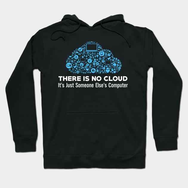IT Computer Geek Gift Funny Gifts Nerd Hoodie