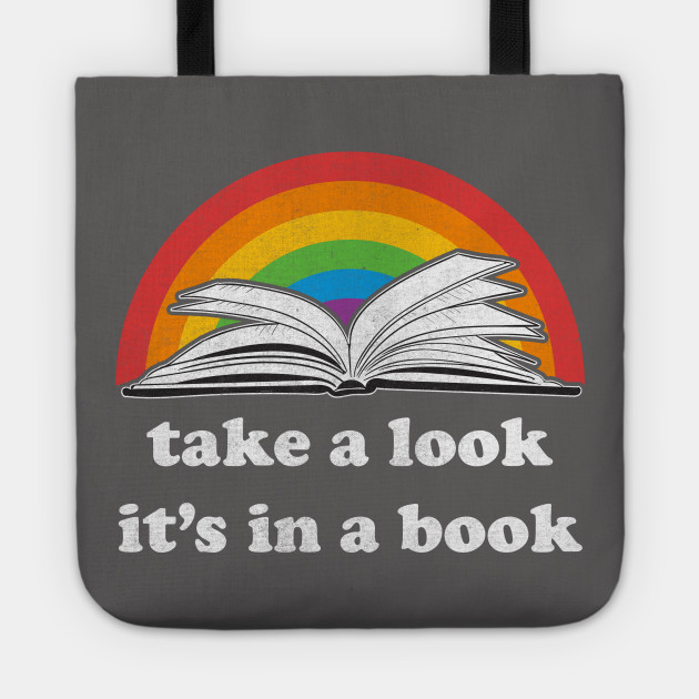 Take a Look, it's In a Book
