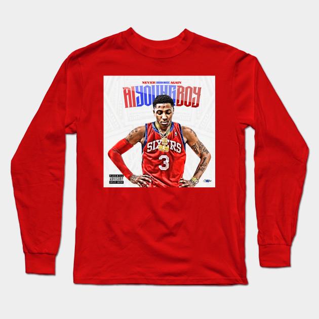 bebfee5645a7 NBA YoungBoy - Nba - Long Sleeve T-Shirt