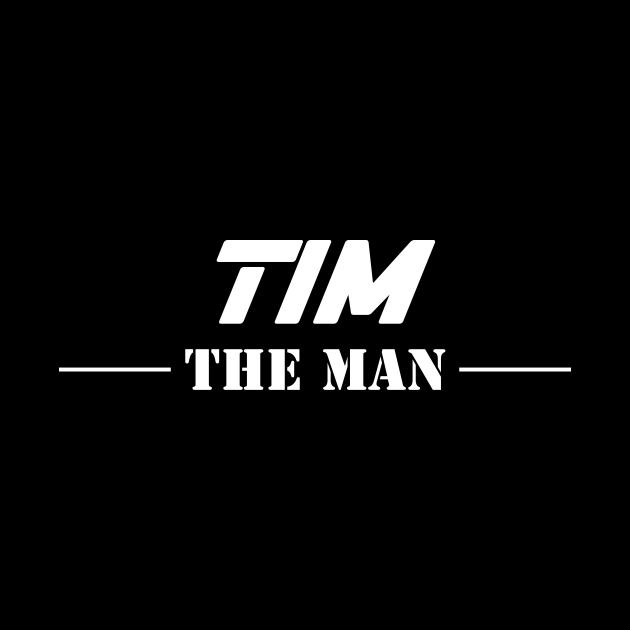 Tim The Man | Team Tim | Tim Surname