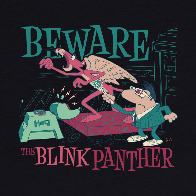 The Blink Panther