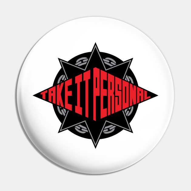 Take It Personal Logo