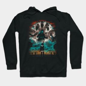 Godzilla hoodies