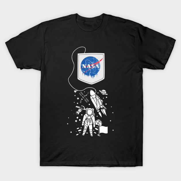 NASA Boys tee t shirt top long sleeve New with tags various sizes Astronaut