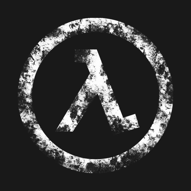 Half life Lambda Symbol - Game - T-Shirt   TeePublic