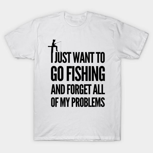 1804eba2e5 fish fisherman fishermen funny fishing new fishing T-shirt - Fishing ...