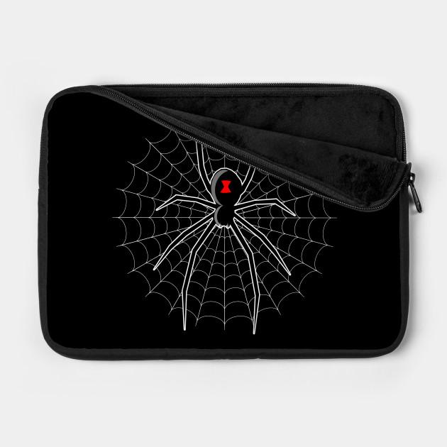 The Black Widow Logo