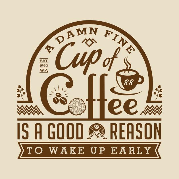 Fine Coffee T-Shirt