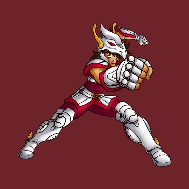 Pegasus Seiya from SAINT SEIYA