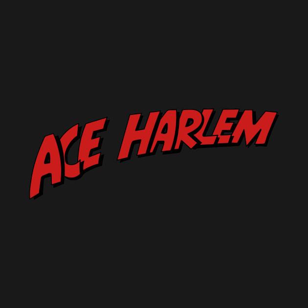 Ace Harlem - African American - T-Shirt  787e1d410e3