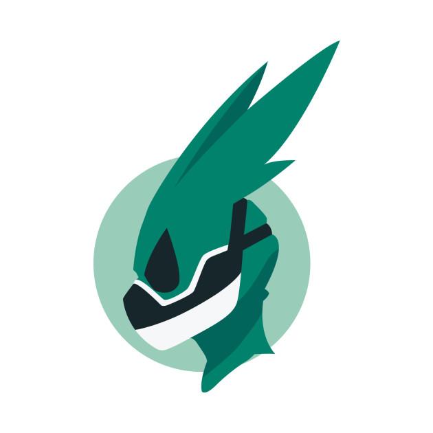 Deku's Mask - Boku No Hero Academia - T-Shirt
