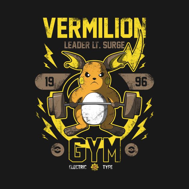 Vermilion Gym