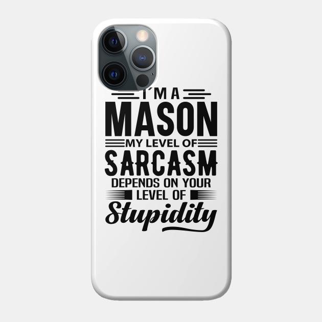 I'm A Mason