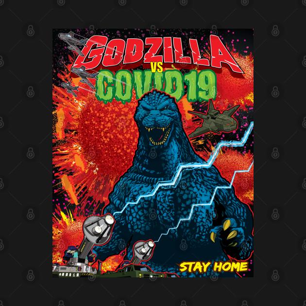 Godzilla VS COVID19