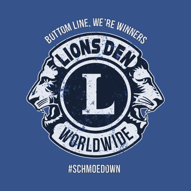LIONS DEN: BOTTOM LINE, WE'RE WINNERS