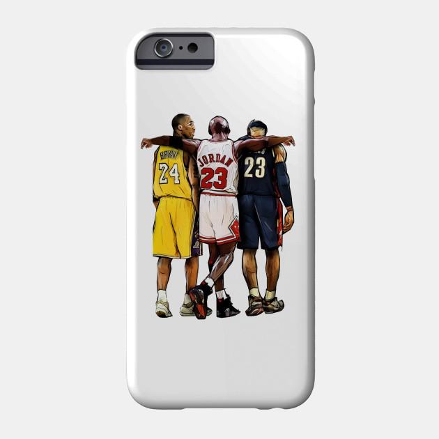 Kobe Bryant x Michael Jordan x Lebron James