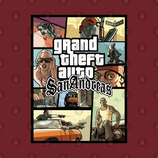 Grand Theft Auto SA
