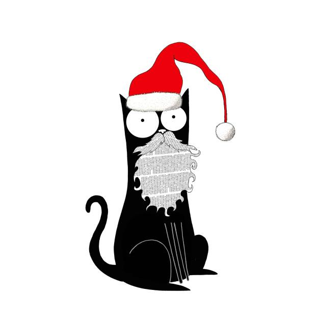 13d2db39a Santa Claws - Comic - Kids Long Sleeve T-Shirt | TeePublic