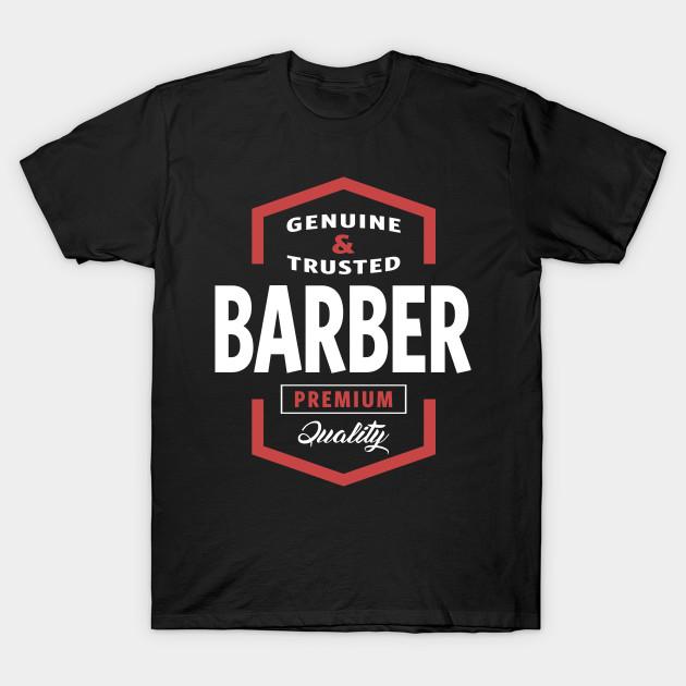 Barber Logo Gift Ideas Barber Logo Gift Ideas T Shirt Teepublic