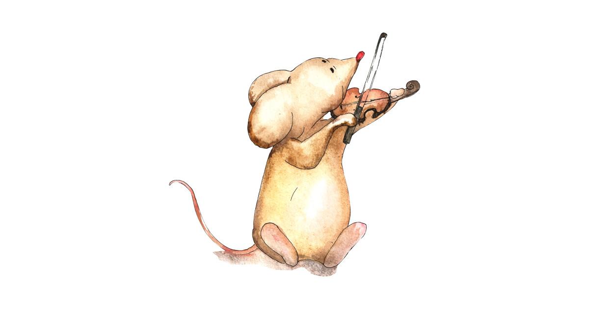 Little Violinist by dacek