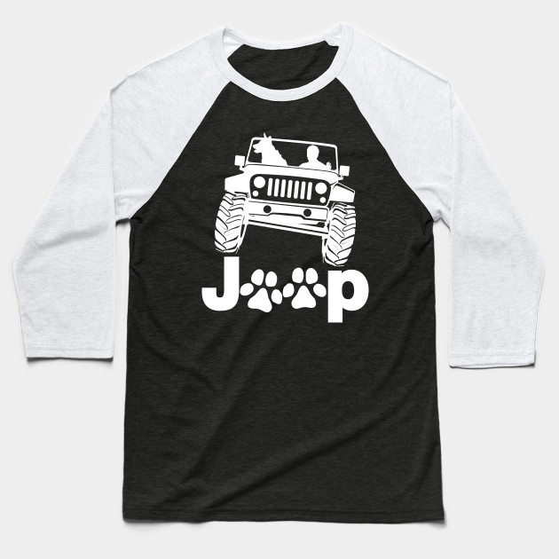 Jeep Dog Canine B K 9 REVERSED