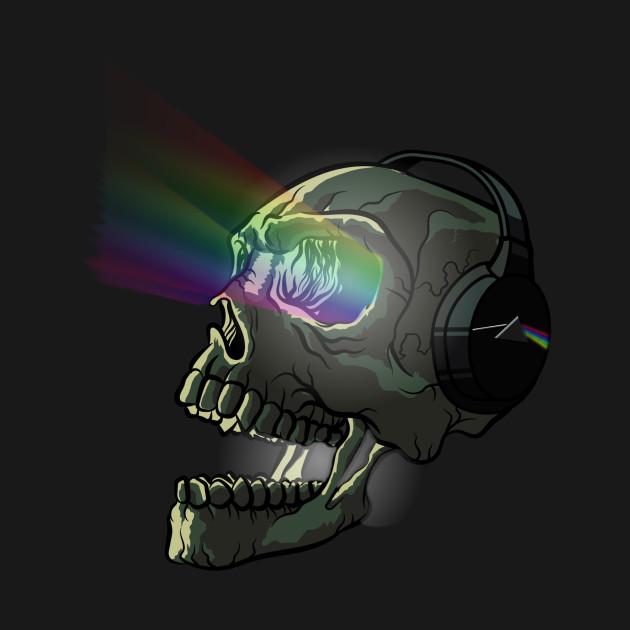 d2aed3dd9fec the mighty skull - Skull - T-Shirt