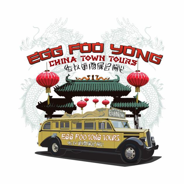 Egg Foo Yong China Town Tours