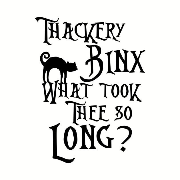 Thackery Binx