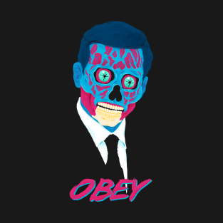 They Live t-shirts