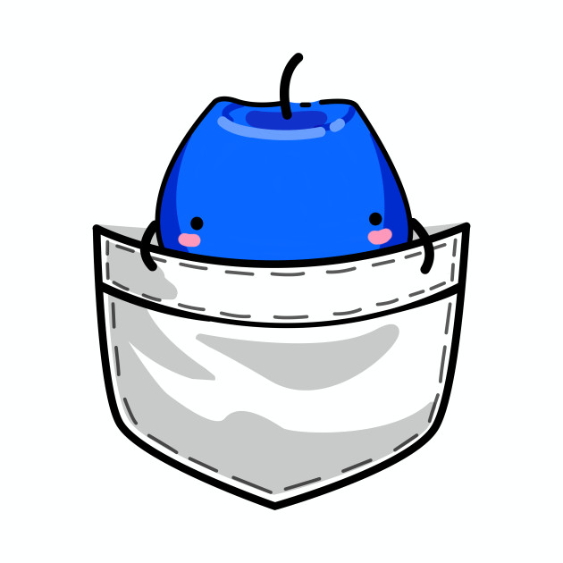 Pocket Junimo - Blue Version