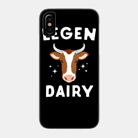 Main Tag Cow Phone Cases