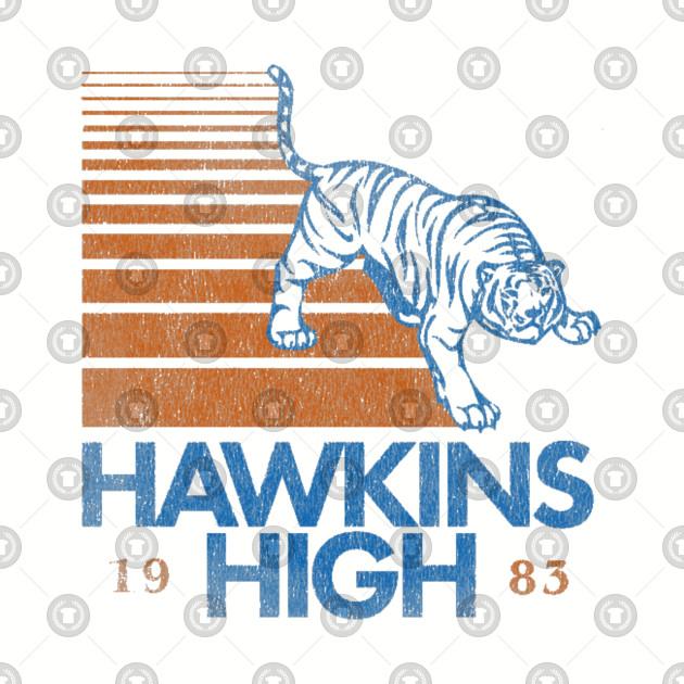Hawkins H.S. '83