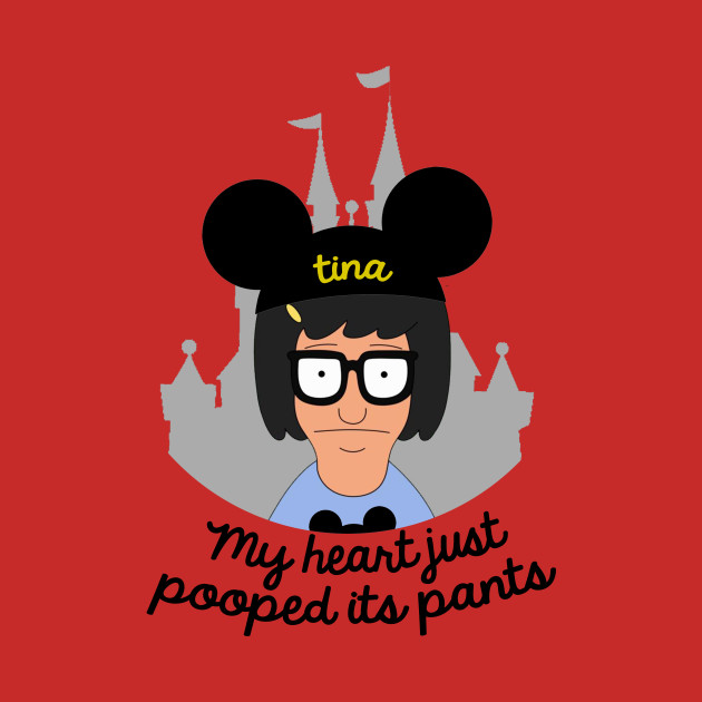 Tina Goes to Disney