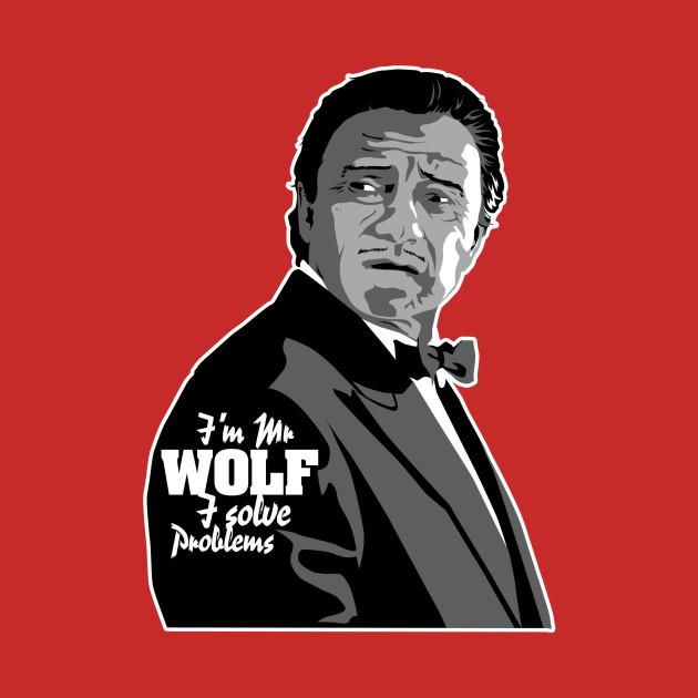 Mr Wolf (Pulp Fiction)