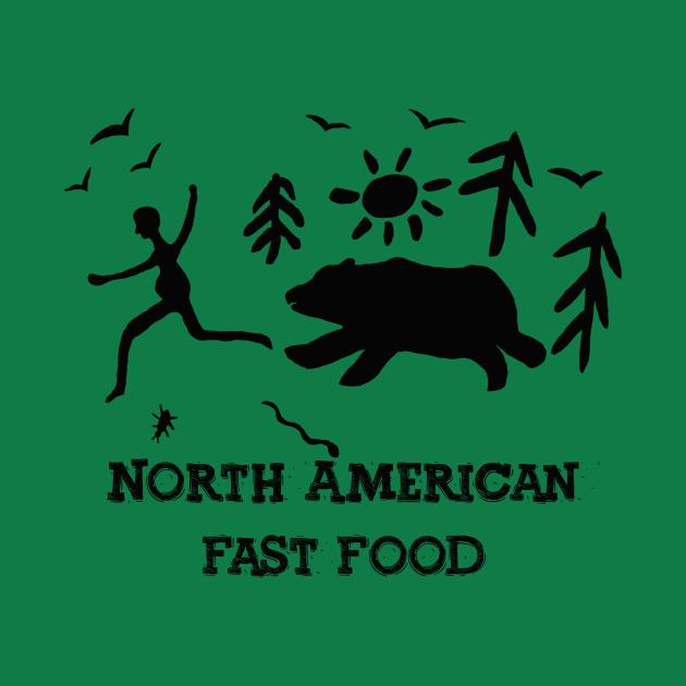 North American fast food
