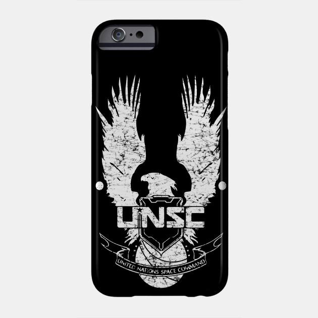 unsc logo halo 4 grunt distressed look unsc logo halo 4 phone