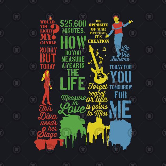 Rent Quotes Rent Best Quotes   Rent Musical   T Shirt | TeePublic Rent Quotes