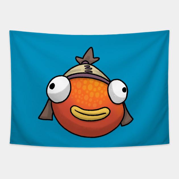 Fish Face Cartoon