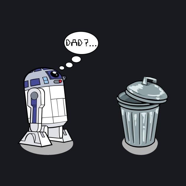 R2D2...Dad?