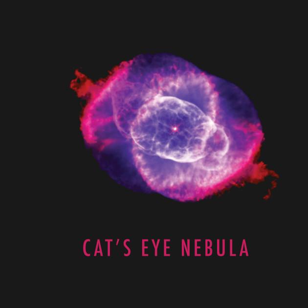 Cat's Eye Nebula Universe