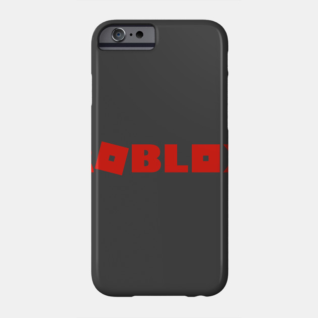 Roblox T Shirt Roblox Phone Case Teepublic