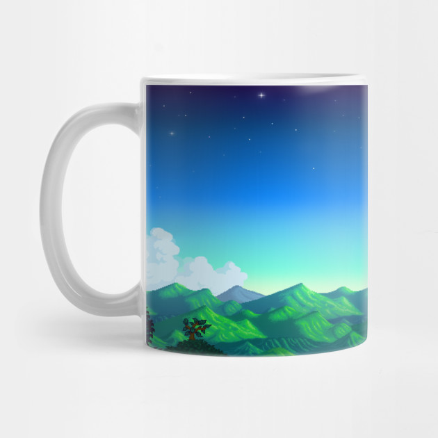 Stardew Valley Coffee By Dinoscourge