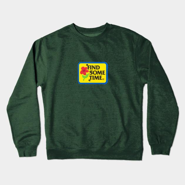 184ed7db28f6 Find Some Time - Golf Wang - Crewneck Sweatshirt
