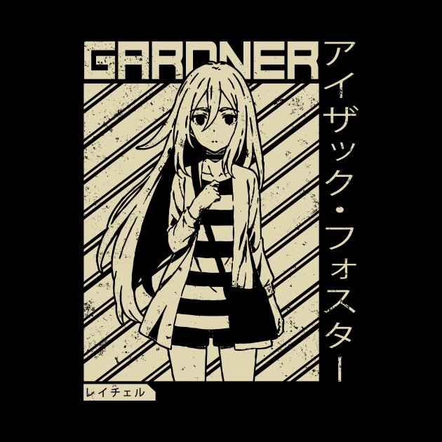 Rachel Ray Gardner - Angels of Death | Anime Shirt