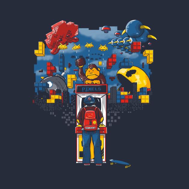 Arcader T-Shirt