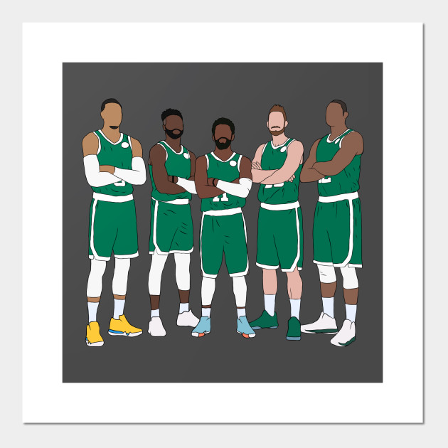 The Celtics' Big 5 Original