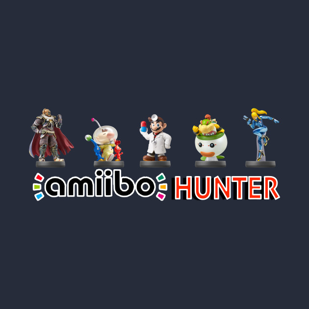 Amiibo Hunter- Wave 6