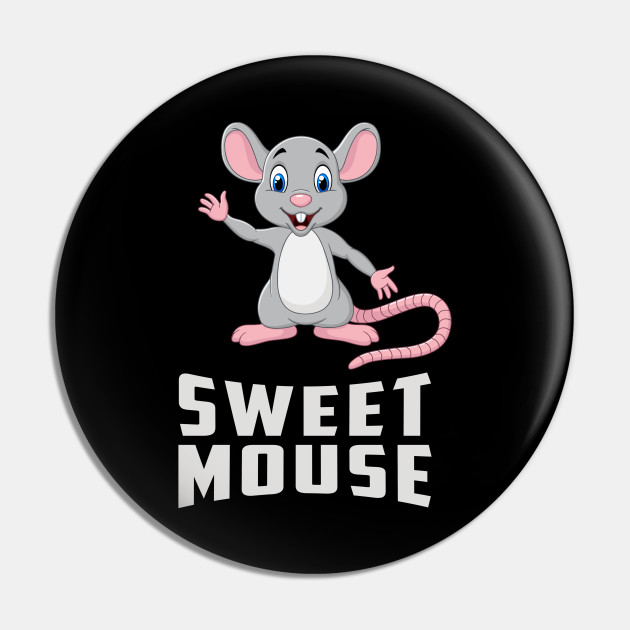 Sweet Mouse Cute Lover Rat Animal